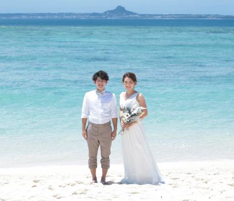 沖縄の美しい景色を思う存分に。